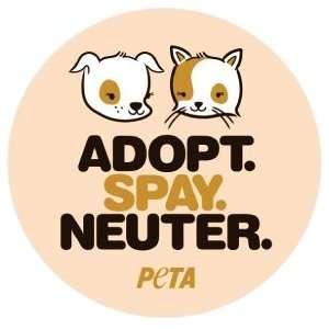 112571775_amazoncom-peta-adopt-spay-neuter-car-bumper-sticker-