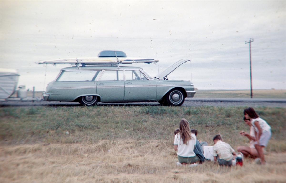 Williamson Vacation 1968
