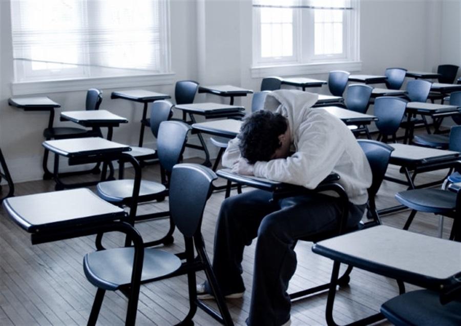 Sad student r2