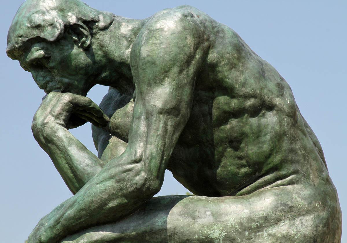 Rodin-The Thinker